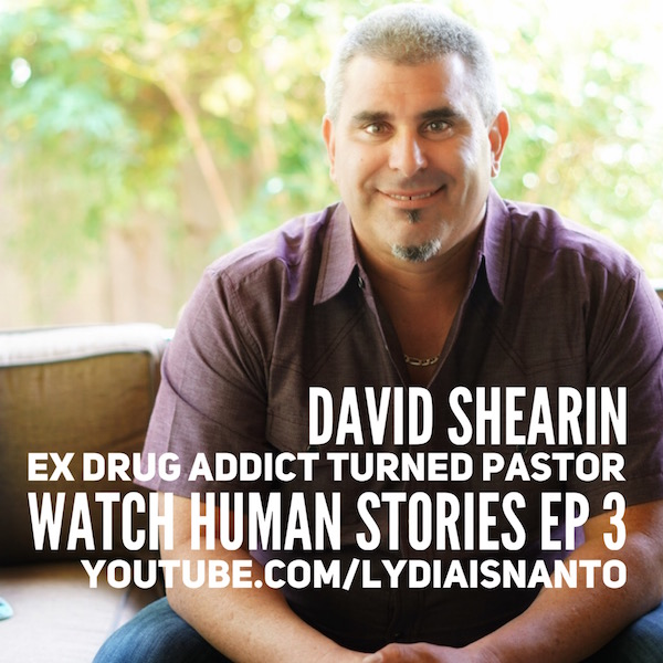 Human Stories- David Shearin