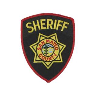 Sheriff logo San Mateo