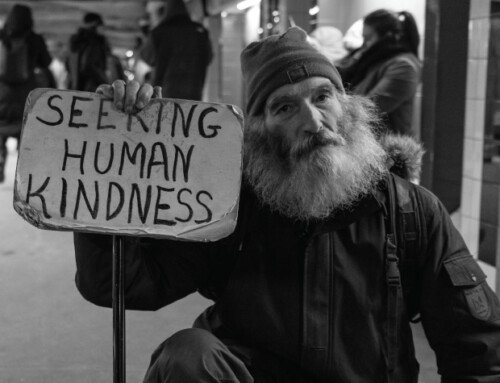 Why don't homeless people just get a job?